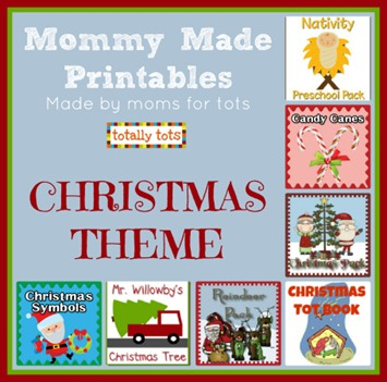 Mommy Made Printables Christmas