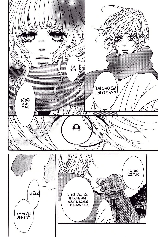 Boku Wa Kimi No Shiro Chap 001