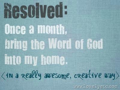 scripture resolution