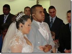 Casamento com audiodescrição de Rafael e Roberta