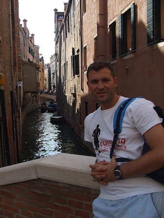 Madalin Mancila la Venetia