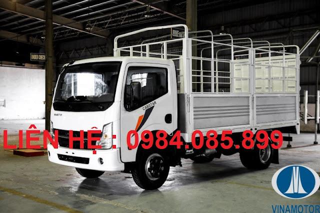 Xe tải Cabstar ns200 thùng bạt