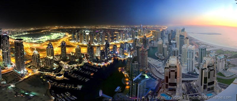 Dubai night into day scaled