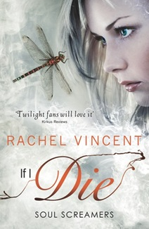 If I Die UK cover Rachel Vincent