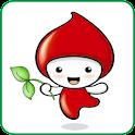 사랑의 헌혈 logo