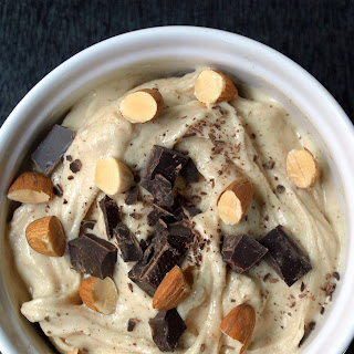 Almond Chunky Monkey Ice Cream....It's Raw!