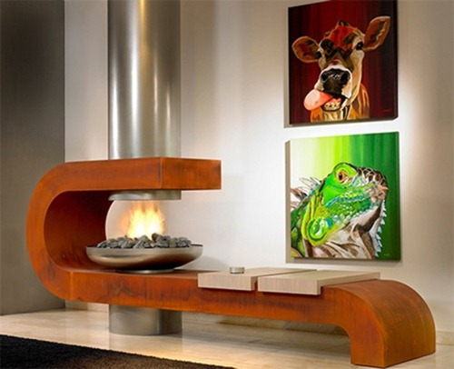 Minimalist-Home-Fireplace-Decorartion-590x480