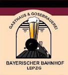 Logo for Gasthaus & Gosebrauerei Bayerischer Bahnhof