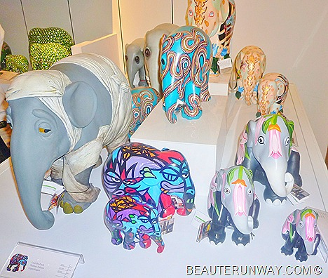 Elephant Parade Singapore Tangs replica sale