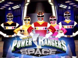 Power Rangers In Space-Siêu Nhân Vũ Trụ