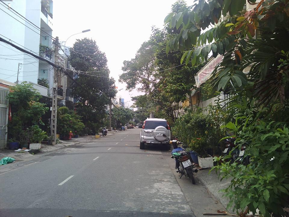 Bán nhà Mặt Tiền Đường 13 mét Quận Tân Phú 002