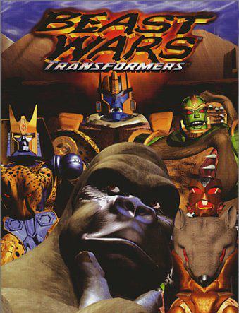 Siêu Thú Biến Hình -Beast Wars Transformers - Beast Wars - Transformers: Season 1  VietSub