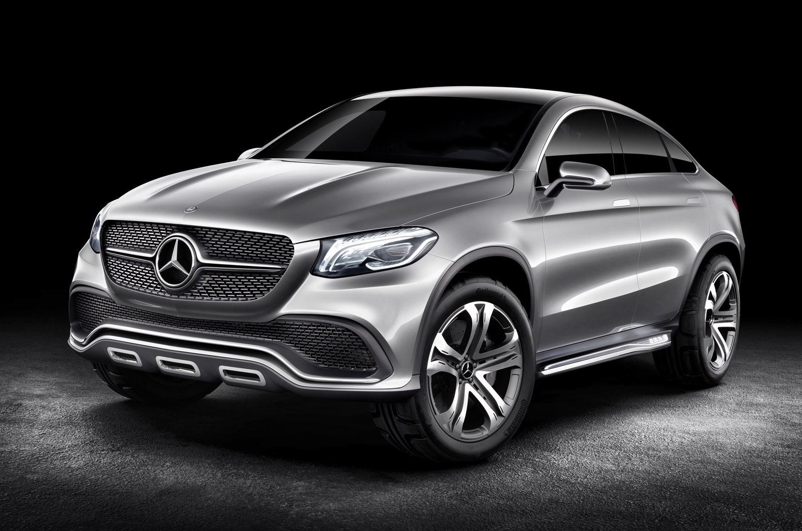Quote Mercedes Ceo Ter Zetsche Yanked The Covers Off Brand S New Concept Coupé Suv