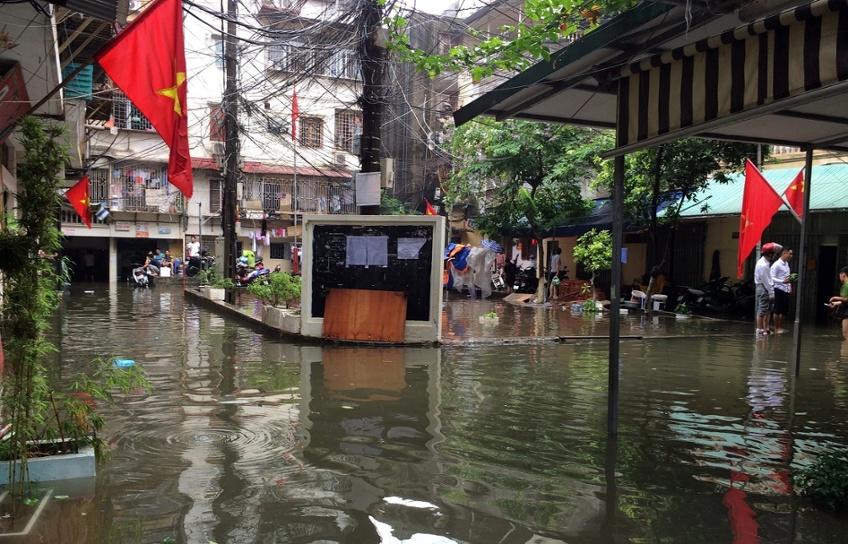 Những điểm ngập trên địa bàn TP Hồ Chí Minh