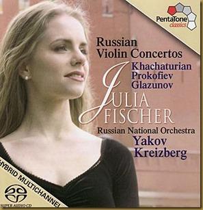 Prokofiev concierto violin 1 Fischer Kreizberg