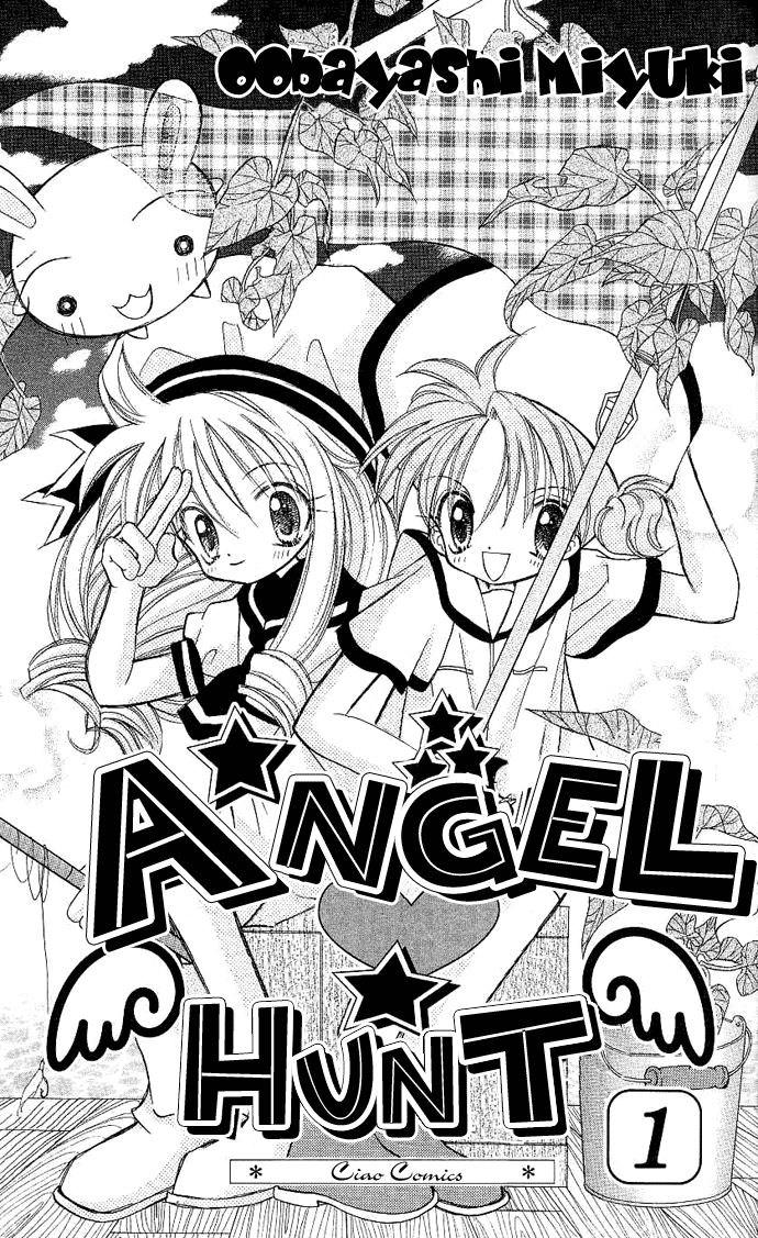 Angel Hunt Chap 001