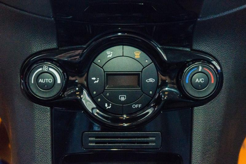 Nội thất xe Ford Fiesta 2018 03