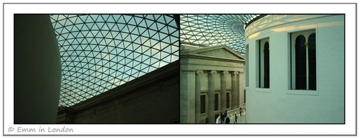 Ceiling in British Museum
