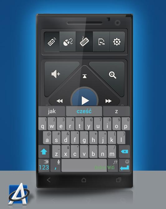 ALLPlayer Remote Control Free - screenshot