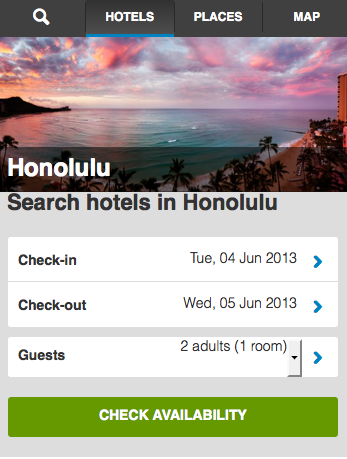 Honolulu Hotels Booking Cheap
