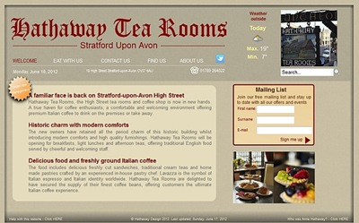 Hathaway Tea Rooms