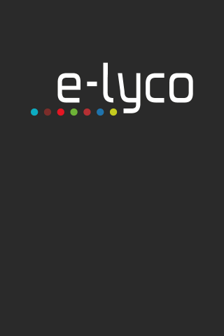 e-lyco- screenshot