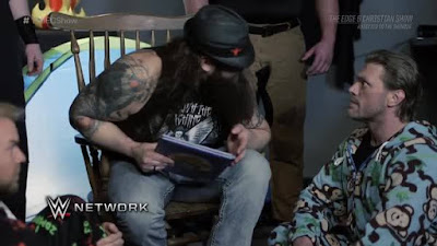 That time when Bray Wyatt made me not want to read books