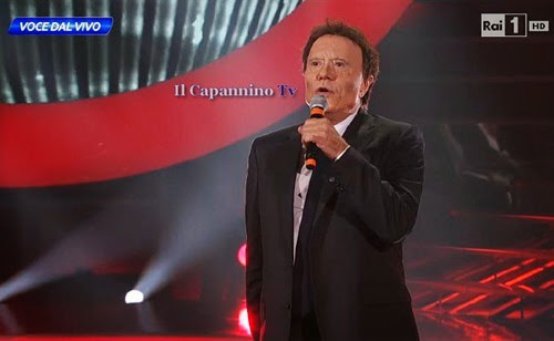 Gianni Nazzaro interpreta Massimo Ranieri a Tale e quale show