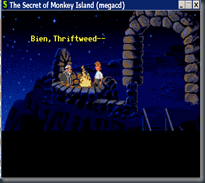Monkey Island Mega CD Version (B)
