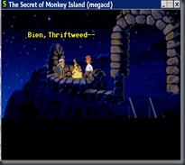 Monkey Island Mega CD Version (B)