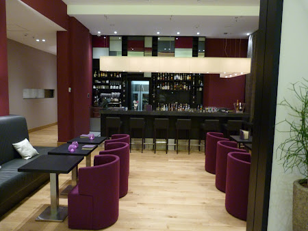 Bar hotel Double Tree by Hilton Oradea