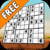 Cartoon Sudoku HD