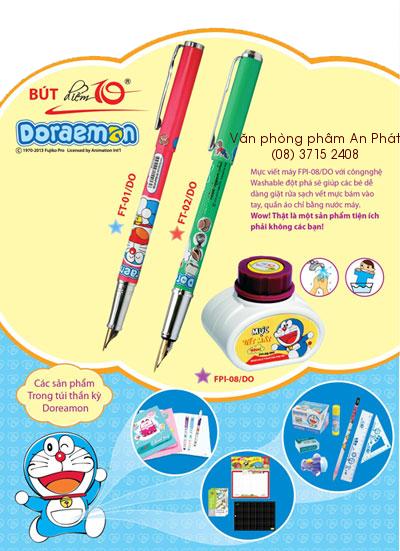 Bút máy Thiên Long Điểm 10
