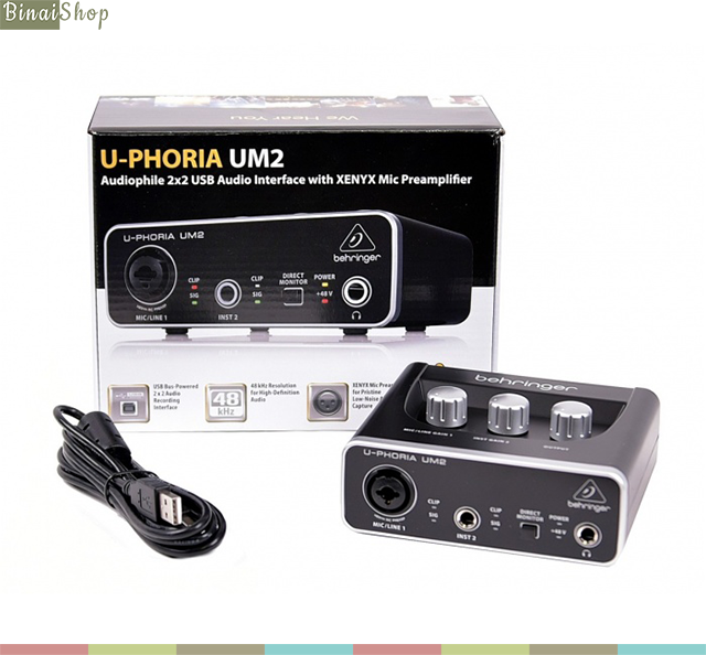 U-Phoria UM2