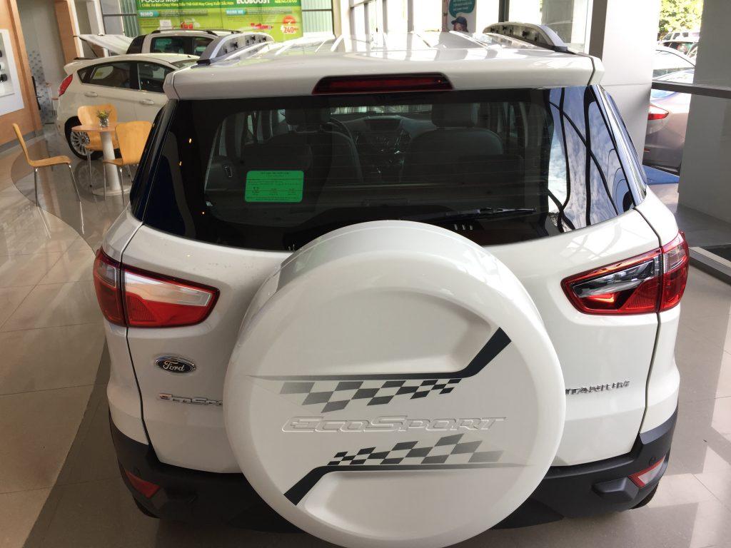 Xe ô tô Ford EcoSport 06