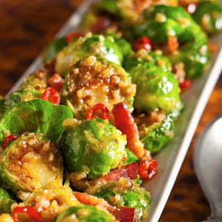 Fatty 'Cue Brussels Sprouts