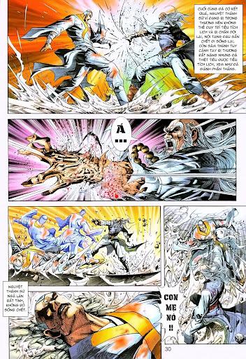 Tân Tác Long Hổ Môn Chap 230 page 29 - Truyentranhaz.net