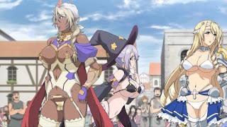 Hình Ảnh Bikini Warriors