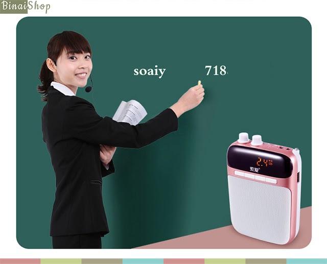 SOAIY S-718
