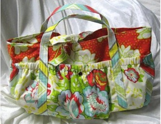 Puffy Pockets Tote