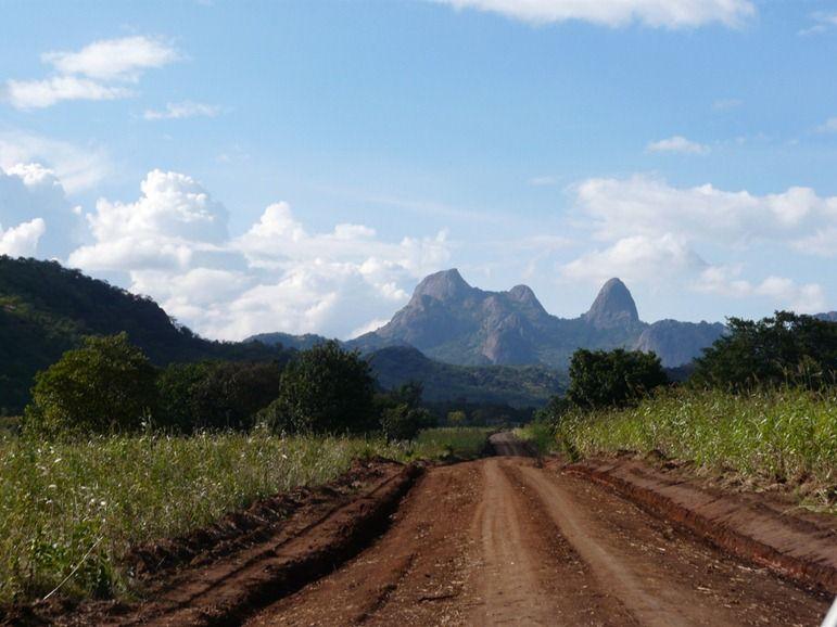 Kitgum to Kidepo valley park uganda from flickr user Conservationconcepts