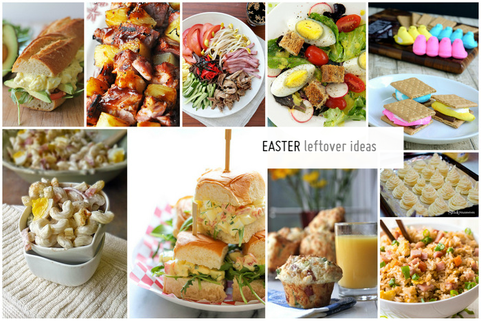 Weekend Inspiration Easter Leftovers