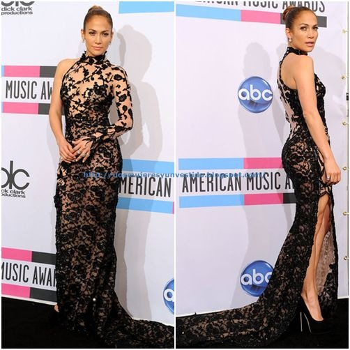 Jennifer Lopez 2011 American Music Awards