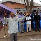 L'UDPS rendant hommage le 13/09/2010 à Kinshasa,  à  deux de  ses militants tués lors d'une protestation contre la police, à cause de l'attaque du siège de leur parti politique. Radio Okapi/ Ph. John Bompengo