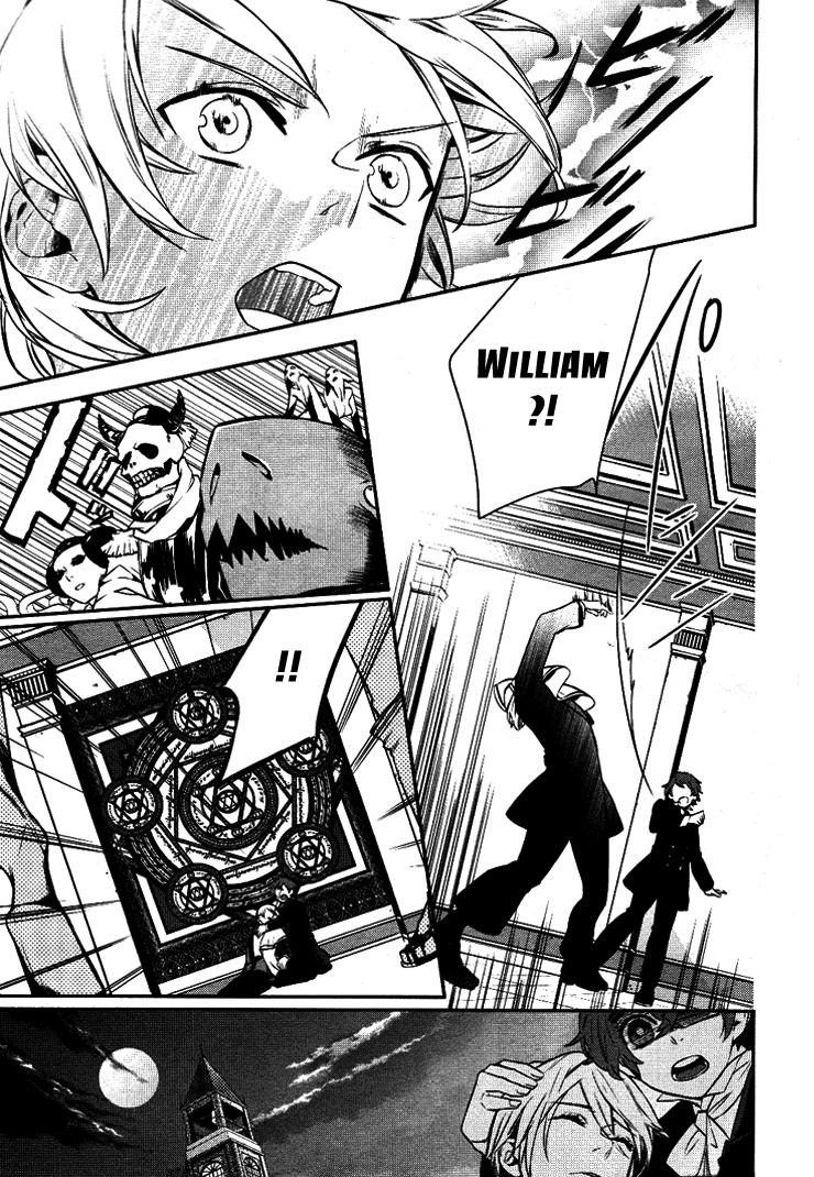 Makai Ouji: Devils and Realist Chap 008