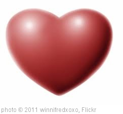 'heart' photo (c) 2011, winnifredxoxo - license: http://creativecommons.org/licenses/by/2.0/