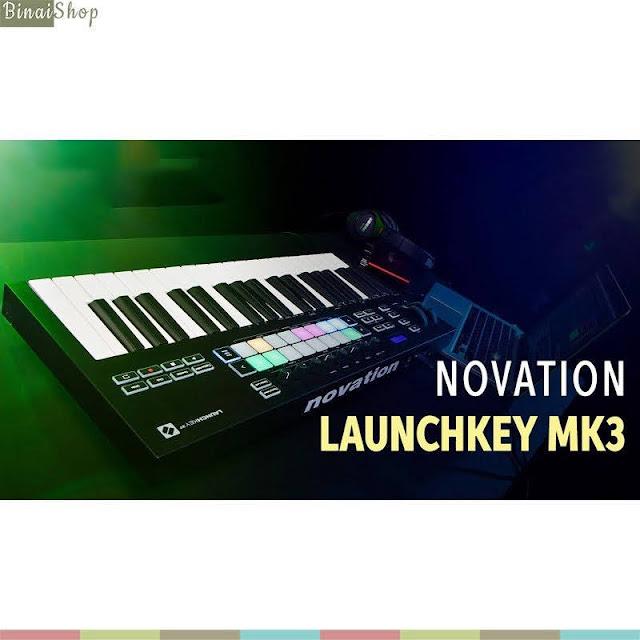 Novation Launchkey 49 MK3 - Midi Controller