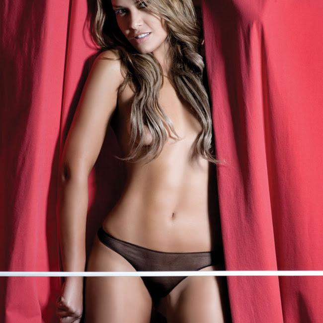 Katherine Porto Desnuda Revista SoHo Foto 5
