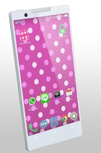 Polka Dots Live Wallpaper PRO - screenshot thumbnail
