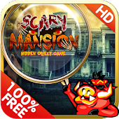 Scary Mansion - Hidden Object